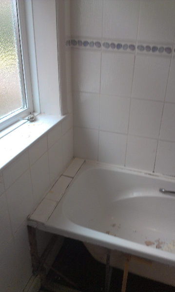 New bathroom exeter projects bathroom matters exeter for Bathroom designs exeter