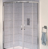 off-set-quadrant shower