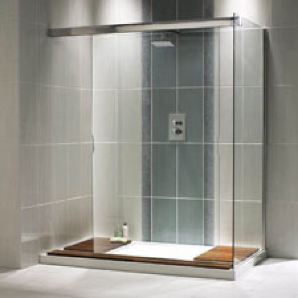 Showers and wet rooms bathroom matters - Bath shower room ...